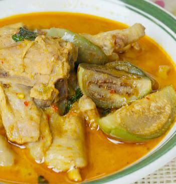 Chicken Dalcha.