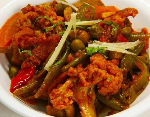 Labra Sabzi (mix veg)
