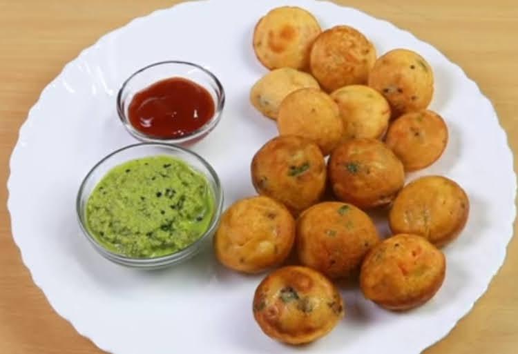 Suji Appe South Indian Food