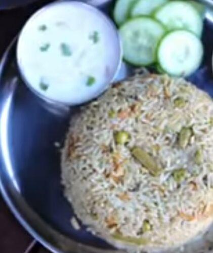 How To Make Aloo Matar Pulao