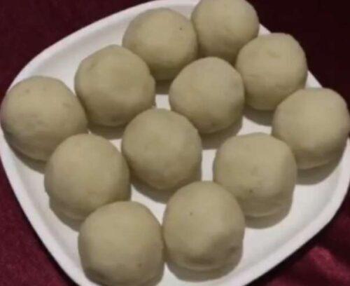 Sweet Kachori in marathi